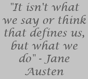 Jane Austen quote 1