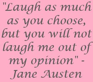 Jane Austen quote 3