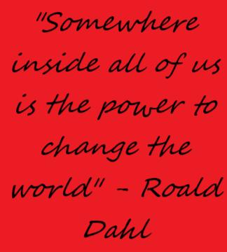 Roald Dahl quote 1