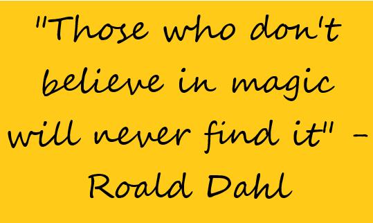 Roald Dahl quote 2