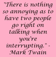 Mark Twain quote - funny