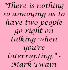 Mark Twain quote - funny
