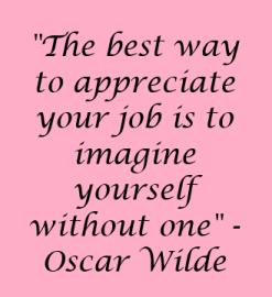 Oscar Wilde quote - happy