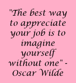 Oscar Wilde quote - happy