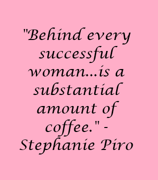 Stephanie Piro quote - happy