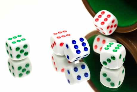 game dice gamble